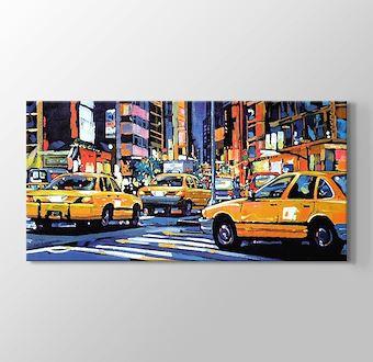 New York - Sarı Taksiler