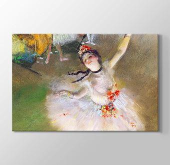 Sahnedeki Dansçı