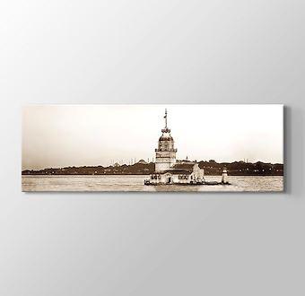 İstanbul - Kız Kulesi Panoramik