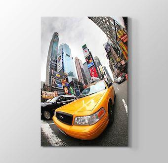 New York - Yellow Cab I