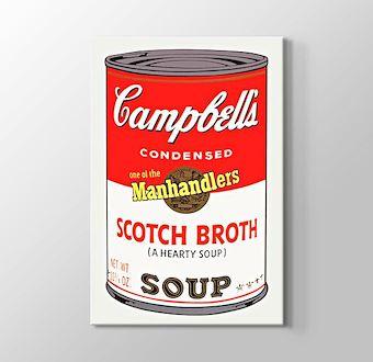 Campbells Soup I 1968