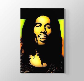 Bob Marley PopArt