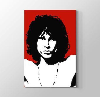 Jim Morrison - Red
