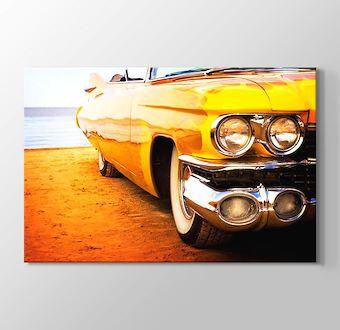 Sarı Cadillac
