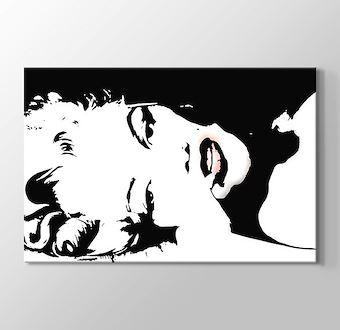 Marilyn Monroe - Reclined Pop Art