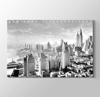 New York - Cityscape 1931