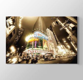 New York - Street Perspective I