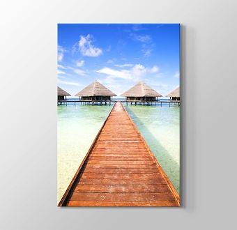 Maldives - Tropical Beach