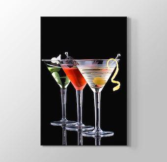 Üç Renk Kokteyl