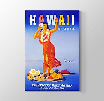 Hawaii Vintage Posteri