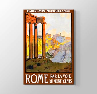 Roma Vintage Posteri