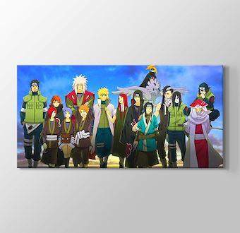 Shinobi From Naruto