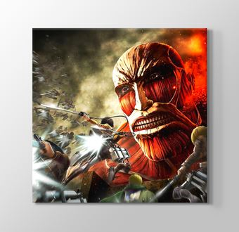 Attack on Titan - III