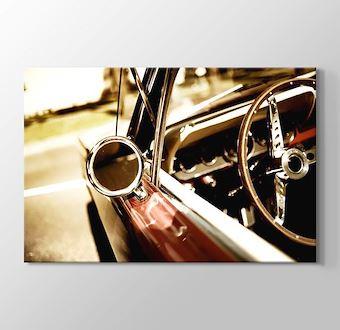 Classical Car Mirror