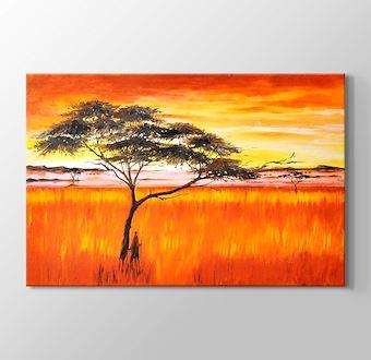 Afrika Ağaç