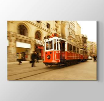İstanbul - İstiklal Caddesi
