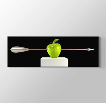 Yeşil Elma ve Ok