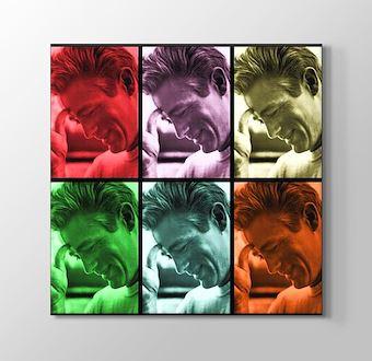 James Dean - Pop Art