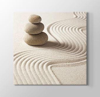 Pebble on Sand