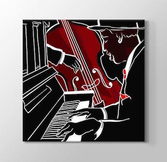 Caz Piano ve Bas