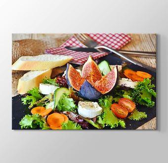 İncir Salatası