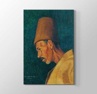 Kökenoğlu Rıza Efendi Portresi