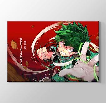 Boku no Hero Academia - Izuku Midoriya I