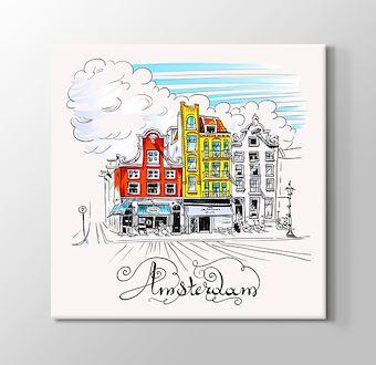 Amsterdam Çizgisel