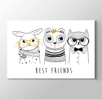 3 Best Friends