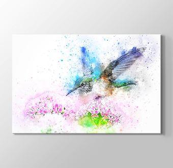 Çizgisel Seri - Kuş
