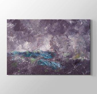 Storm in the Skerries The Flying Dutchman