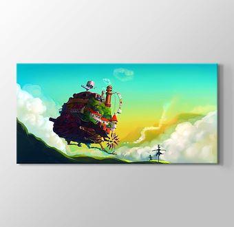 Miyazaki - Moving Castle