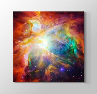 The Cosmic Cloud Orion Nebula