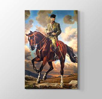 Mustafa Kemal Atatürk - Sakarya Meydan Muharebesi