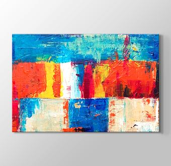 Abstract Expressionism Painting I