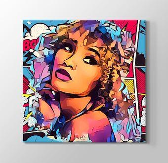 African Pop Art I