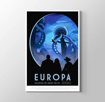 Europa - Discover Life Under The Ice