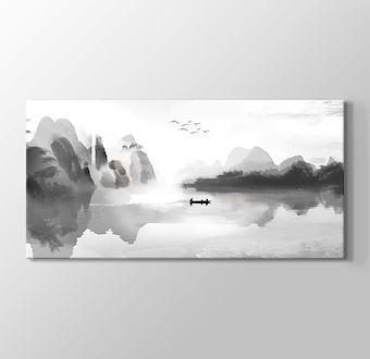 Çinde Göl Gezisi