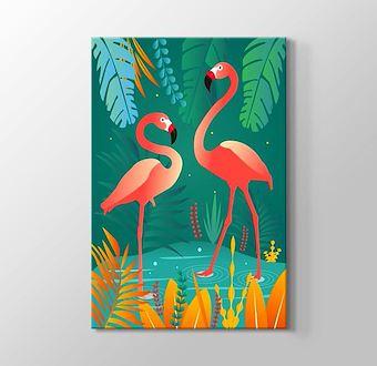 Flamingolar II