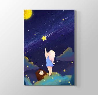 Ayıcıkla Yıldızlara Dokunmak