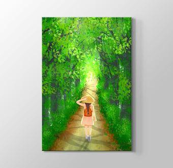 Ormanlar Arasında Yürüyüş