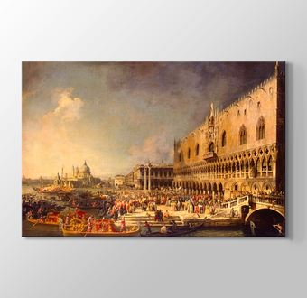 Reception of the French Ambassador in Venice