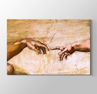 Creation Of Adam - Sistine Chapel I