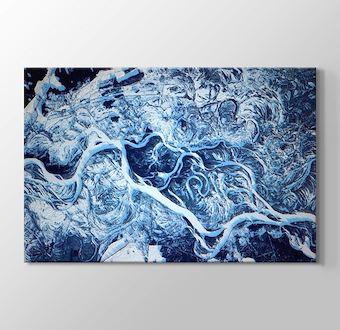 Donmuş Vahşi Dnieper Nehri