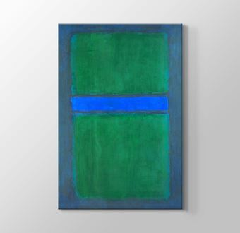 Green over Blue