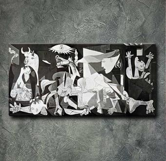 Guernica Tablosunda Kampanya